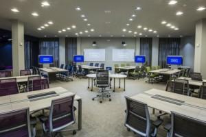 A sala de aula do futuro
