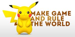 Crie seu próprio Pokemon Go